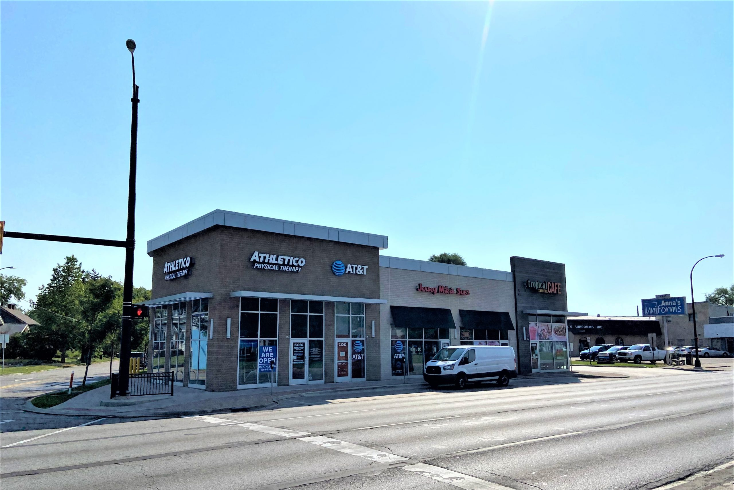 23054 Woodward Ave, Ferndale, Michigan 48220, ,Retail,For Lease,23054 Woodward Ave,1022
