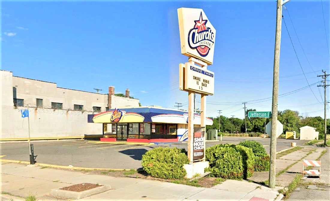 6929 East Jefferson Ave, Detroit, Michigan 48207, ,Retail,For Lease,6929 East Jefferson Ave,1021