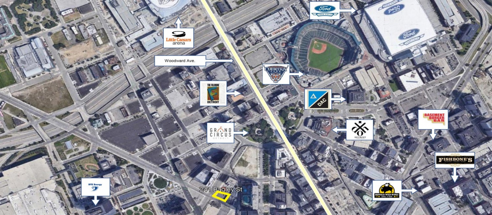 241 Bagley St, Detroit, Michigan 48226, ,Office,For Sale,241 Bagley St,1010