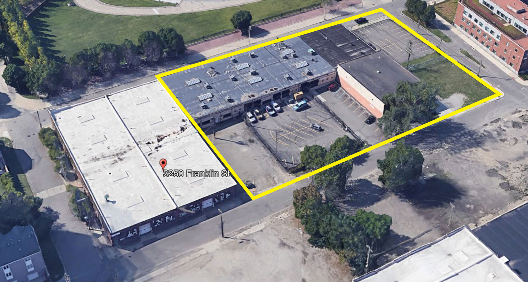 3250 Franklin St, Detroit, Michigan 48207, ,Multi-Use,For Sale or Lease,3250 Franklin St,1012