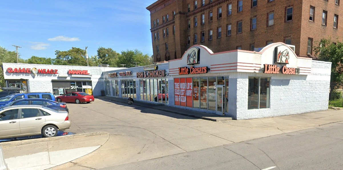 13222 Woodward Ave, Highland Park, Michigan 48203, ,Retail,For Sale,13222 Woodward Ave,1018