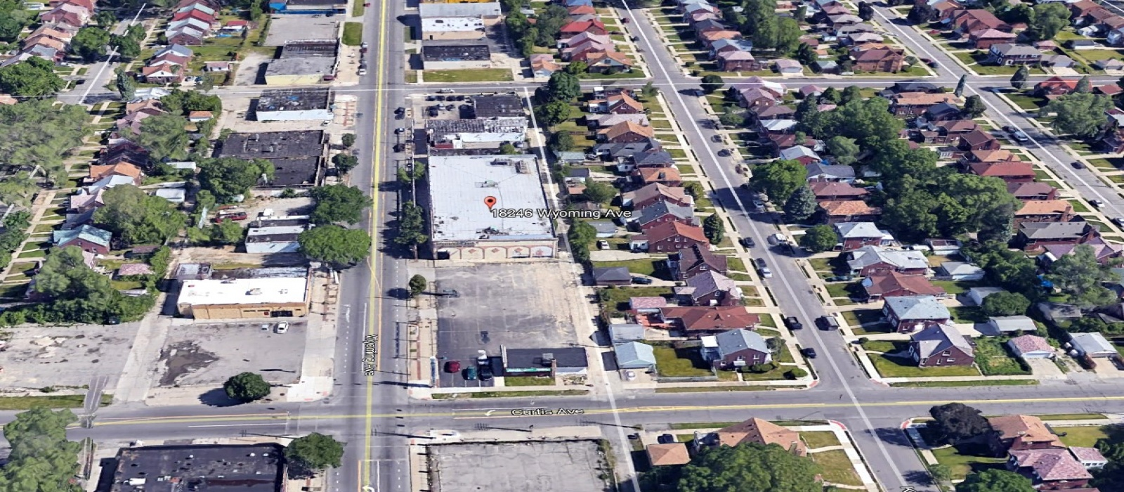 18246 Wyoming Ave, Detroit, Michigan 48221, ,Retail,For Lease,18246 Wyoming Ave,1019