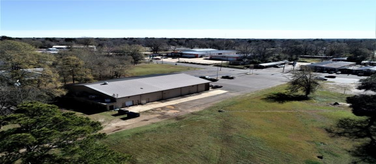 811 Polk Street, Mansfield, Louisiana, ,Retail,For Sale,811 Polk Street,1028