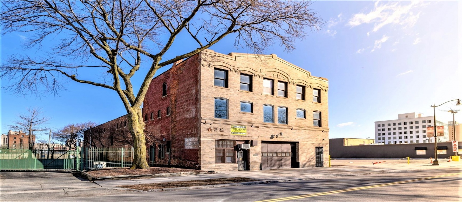 478 West Columbia, Detroit, Michigan 48201, ,Office,For Lease,478 West Columbia ,1042