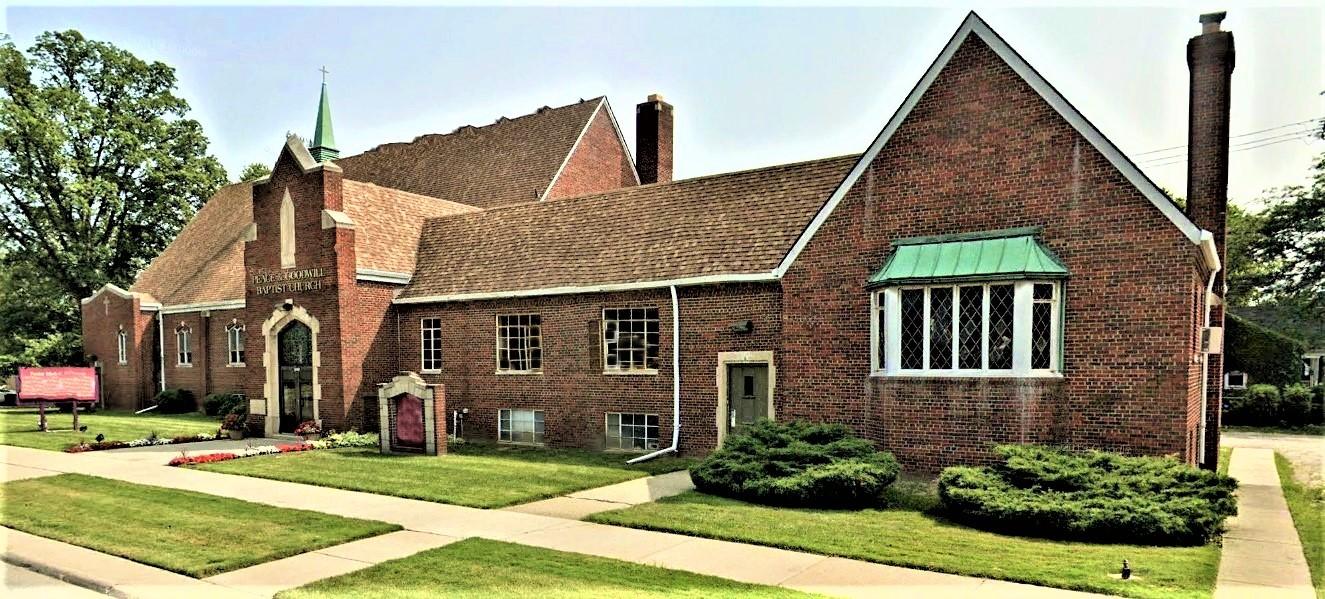 20500 Moross, Detroit, Michigan 48224, ,Office,For Sale,20500 Moross,1043