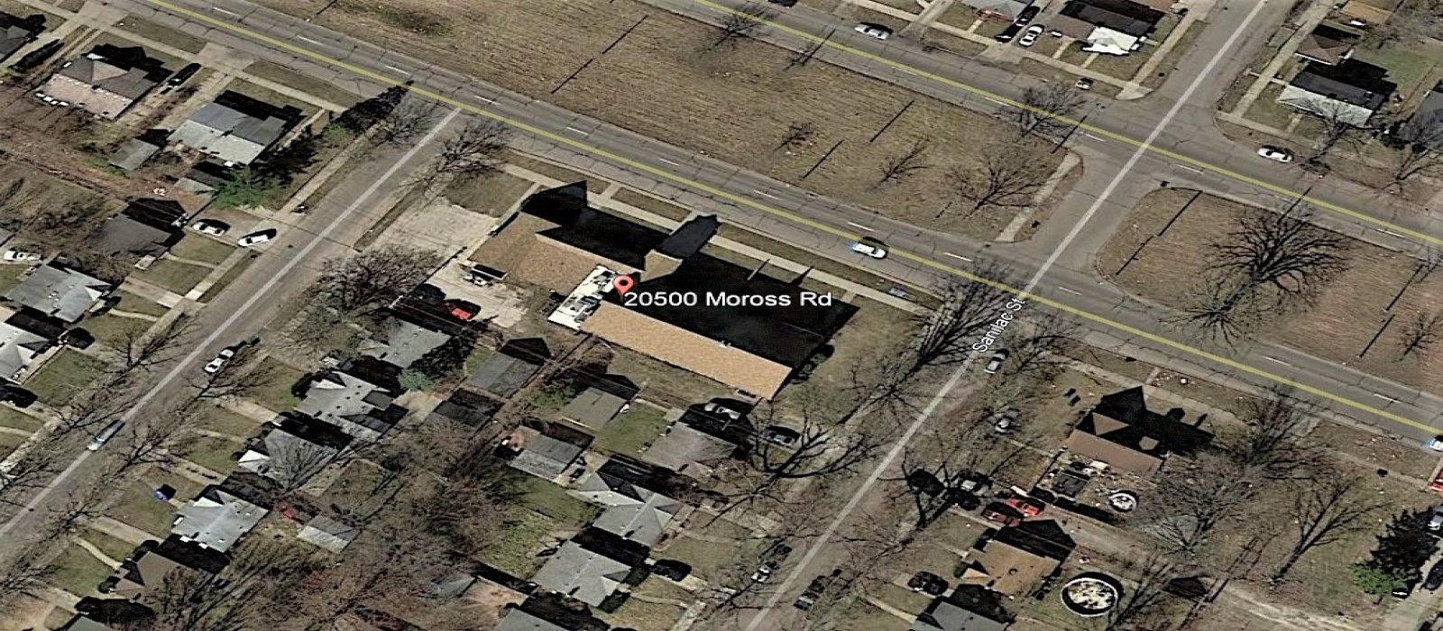 20500 Moross, Detroit, Michigan 48224, ,Office,For Sale,20500 Moross,1043