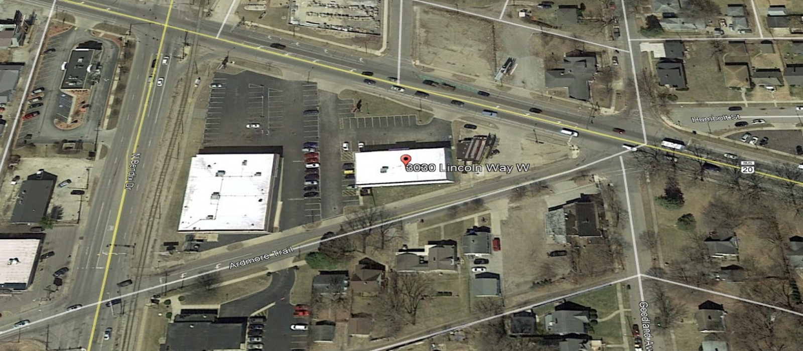 3030 W. Lincoln Way, South Bend, Indiana 46628, ,Retail,For Sale,3030 W. Lincoln Way,1046