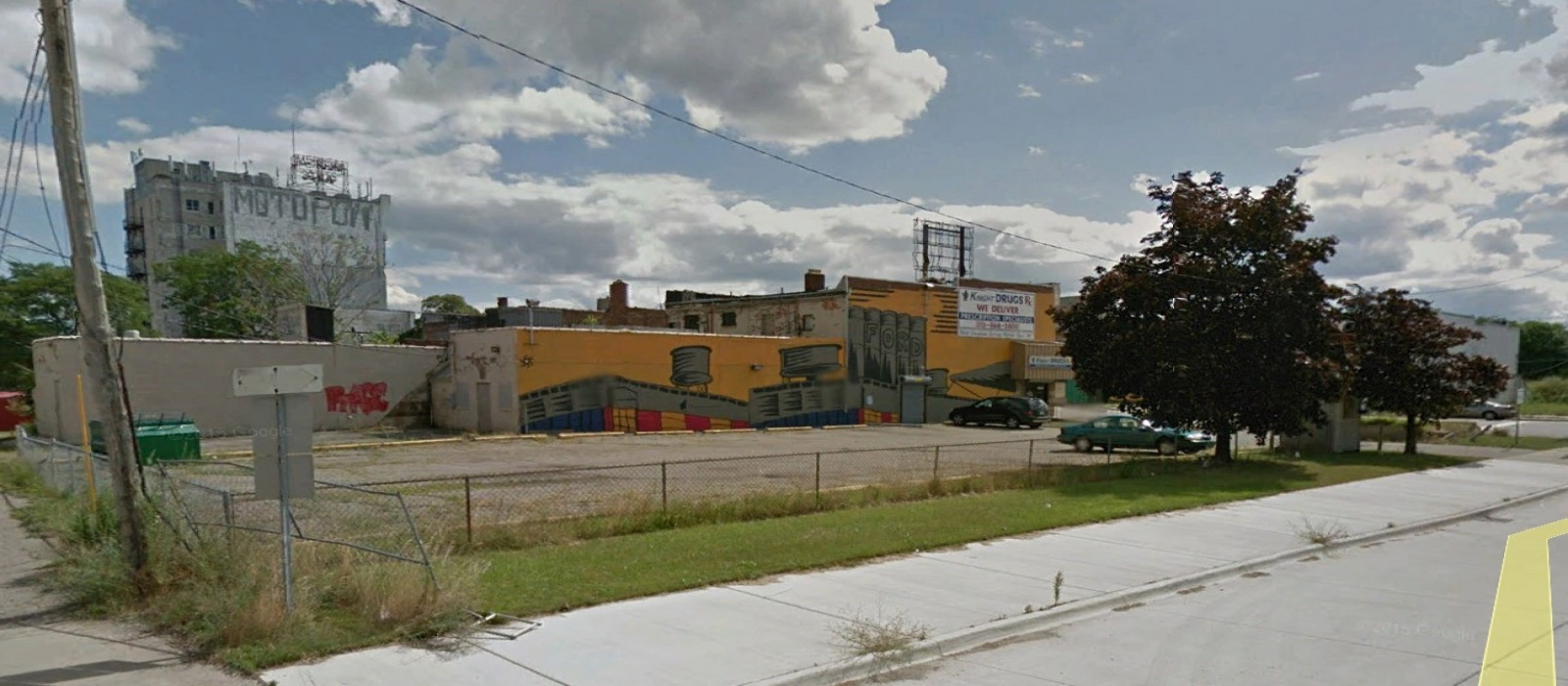 13814 WOODWARD, HIGHLAND PARK, Michigan 48203, ,Office,For Sale or Lease,13814 WOODWARD,1004